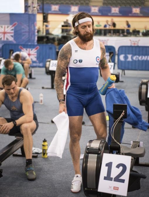 Bradley Wiggins Falls Short At Indoor Rowing Champs Cyclist
