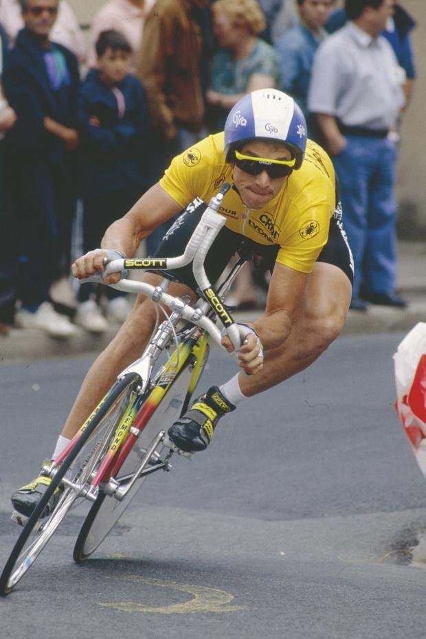 Second And Third Wins Greg Lemond