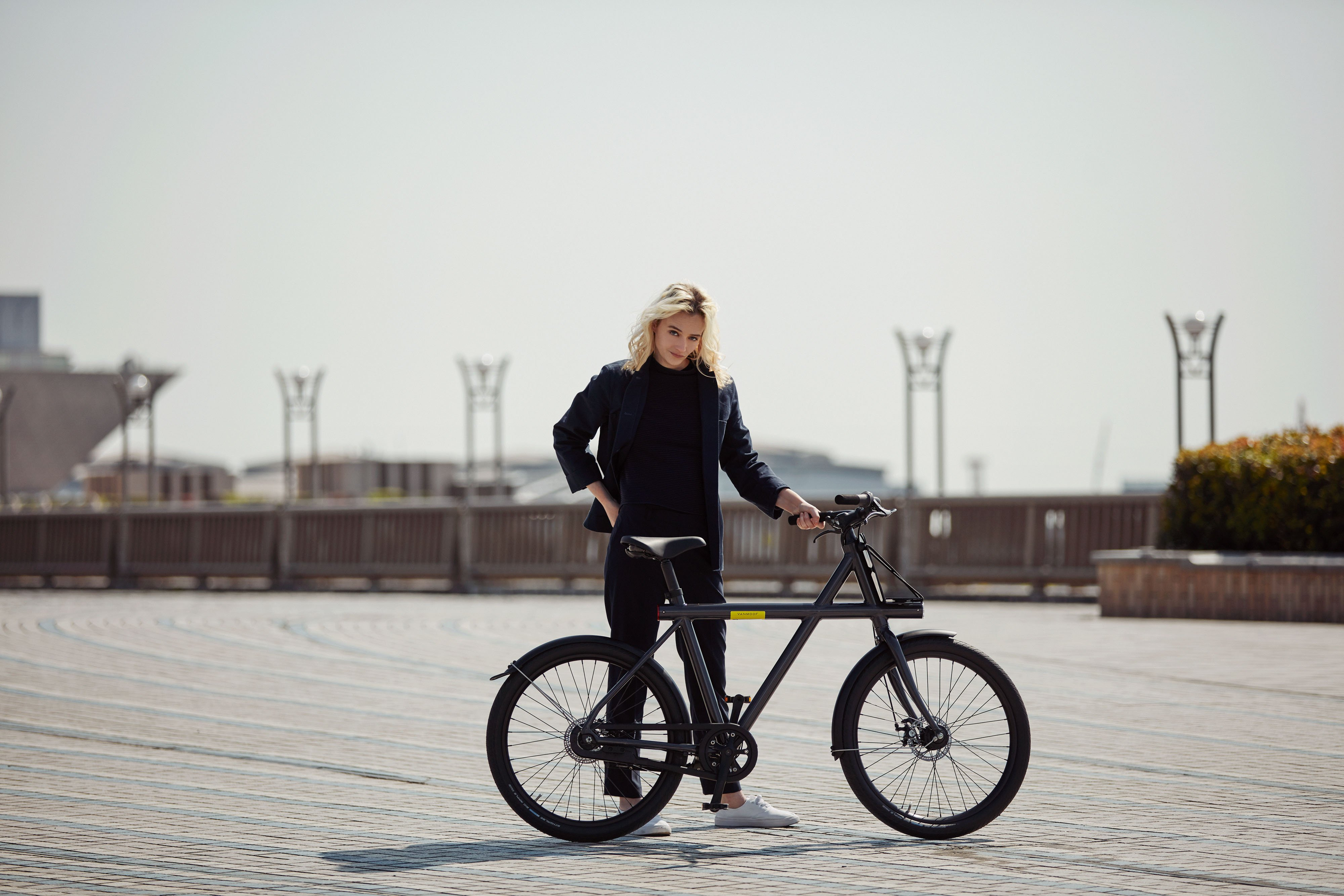 VanMoof claims to have made 'theft-proof' bike | Cyclist