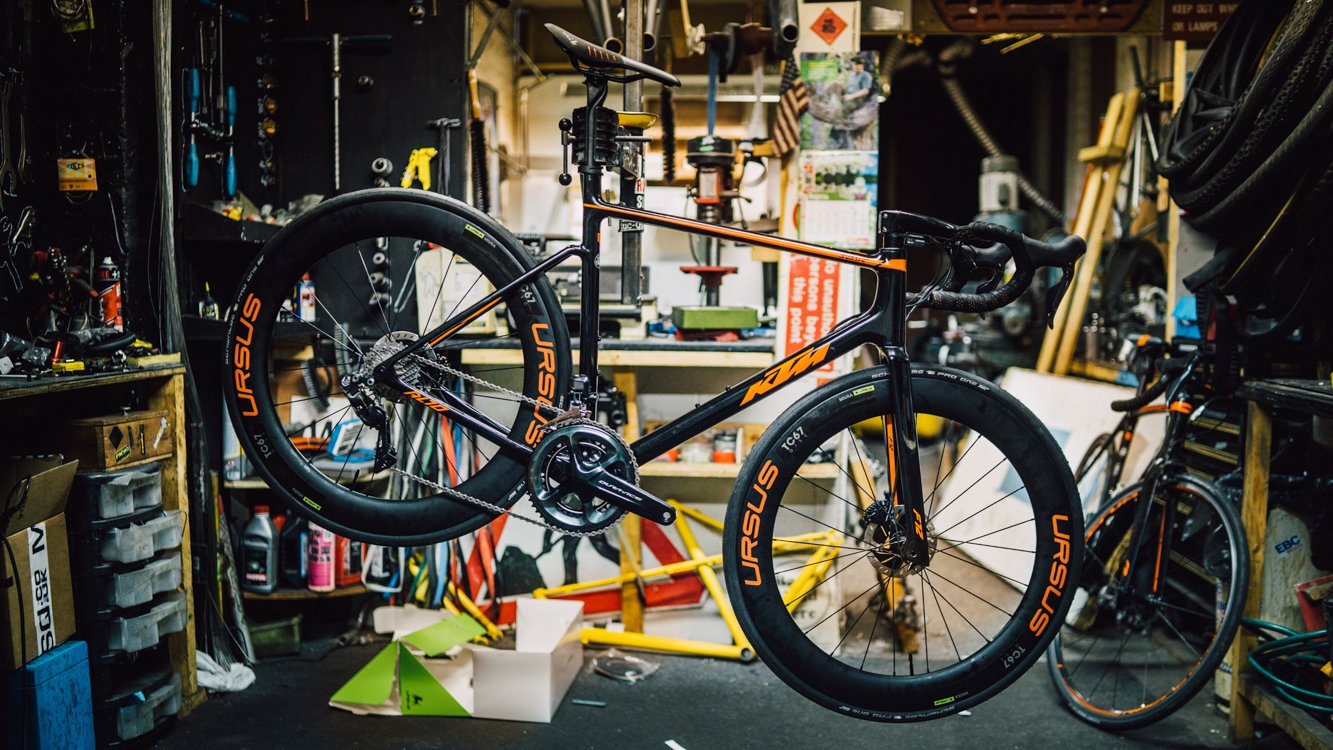 Introducing the KTM Revelator Alto, the climbing bike for