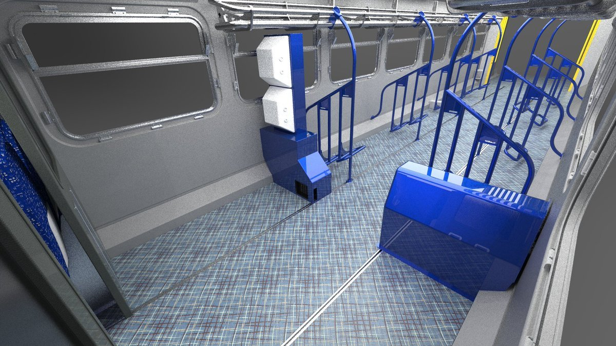 New Scotrail Train Carriages Designed To Carry 20 Bikes At