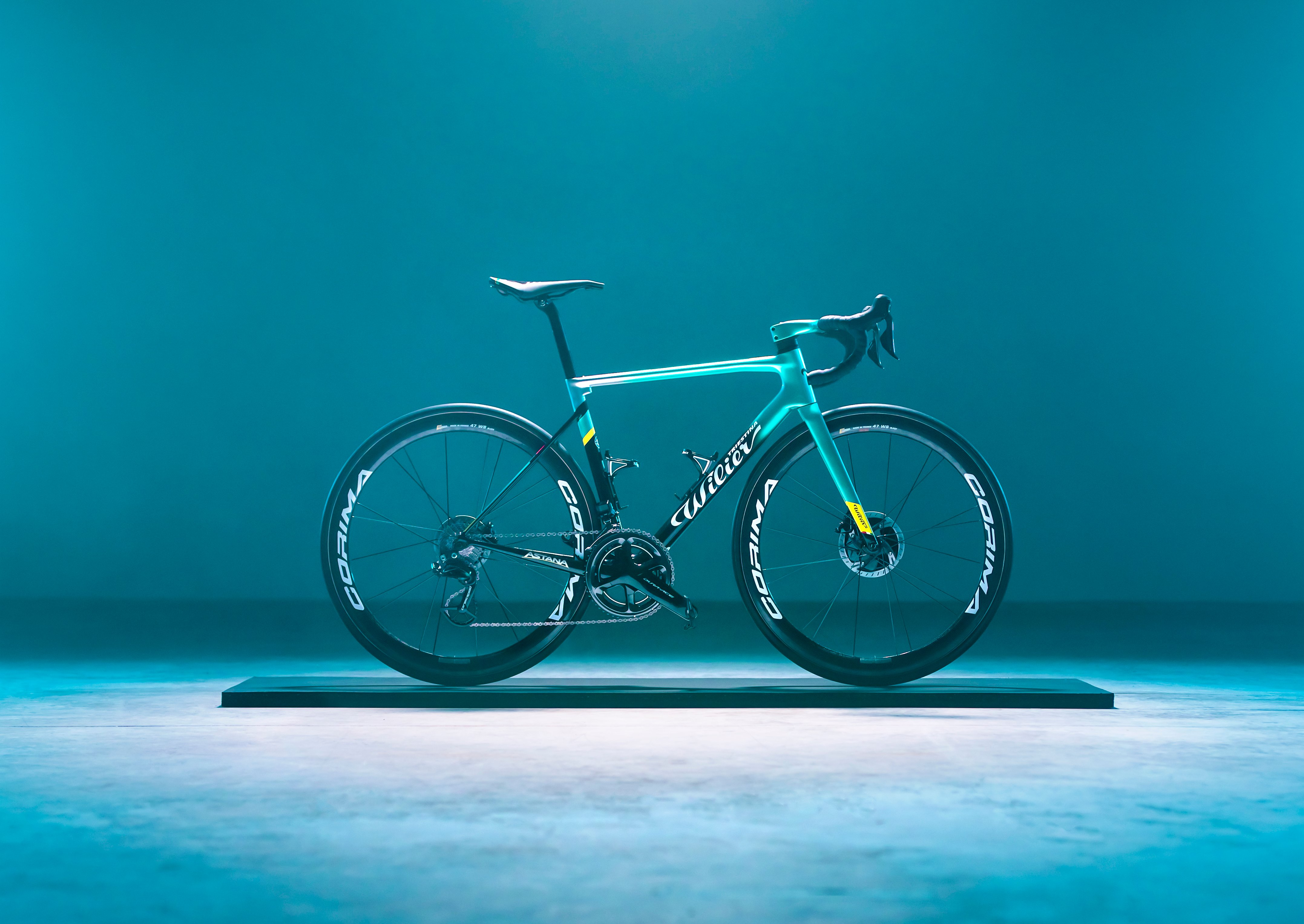 Gallery Astana To Ride Wilier Bikes In 2020 Cyclist