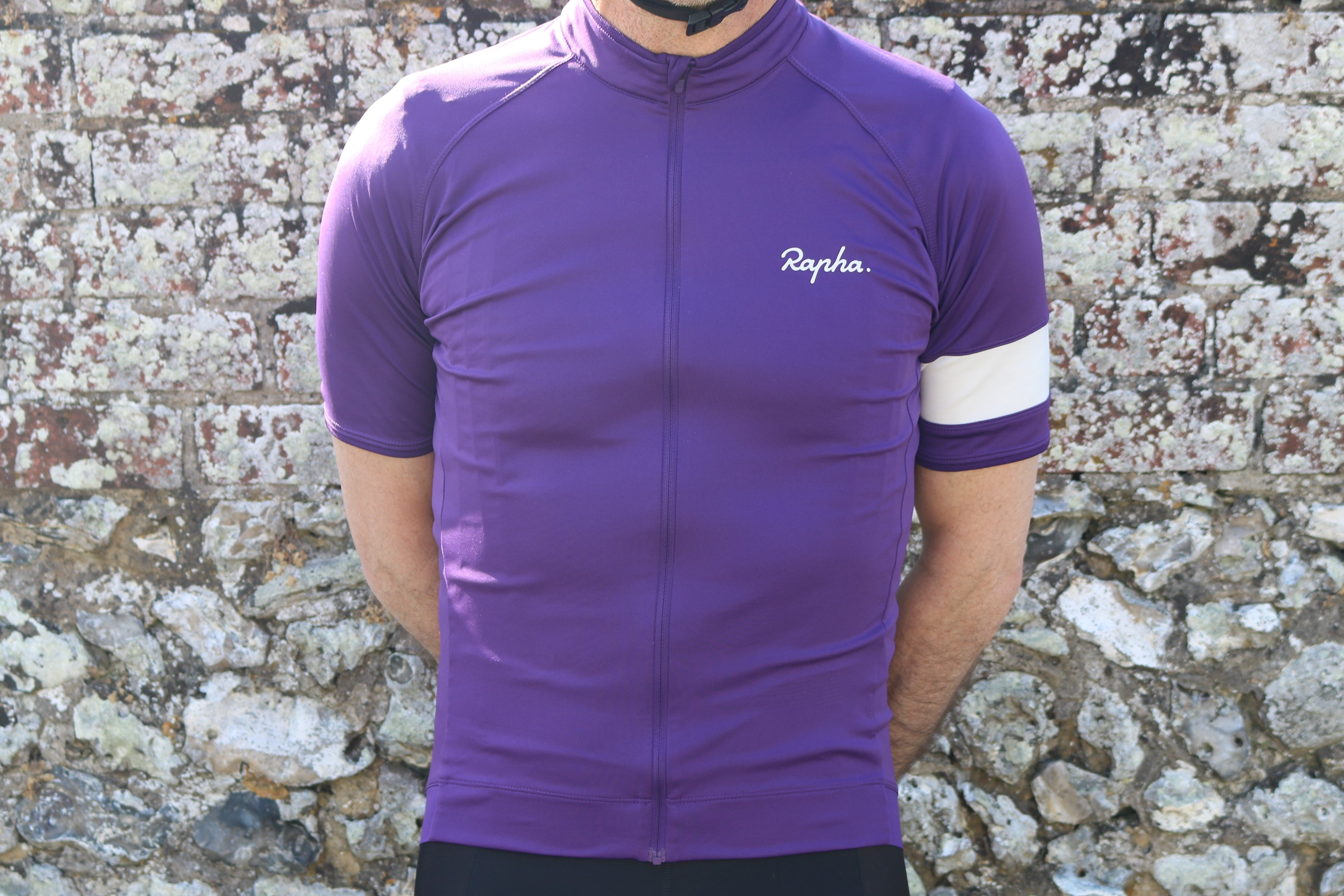 Rapha Core jersey review   Cyclist