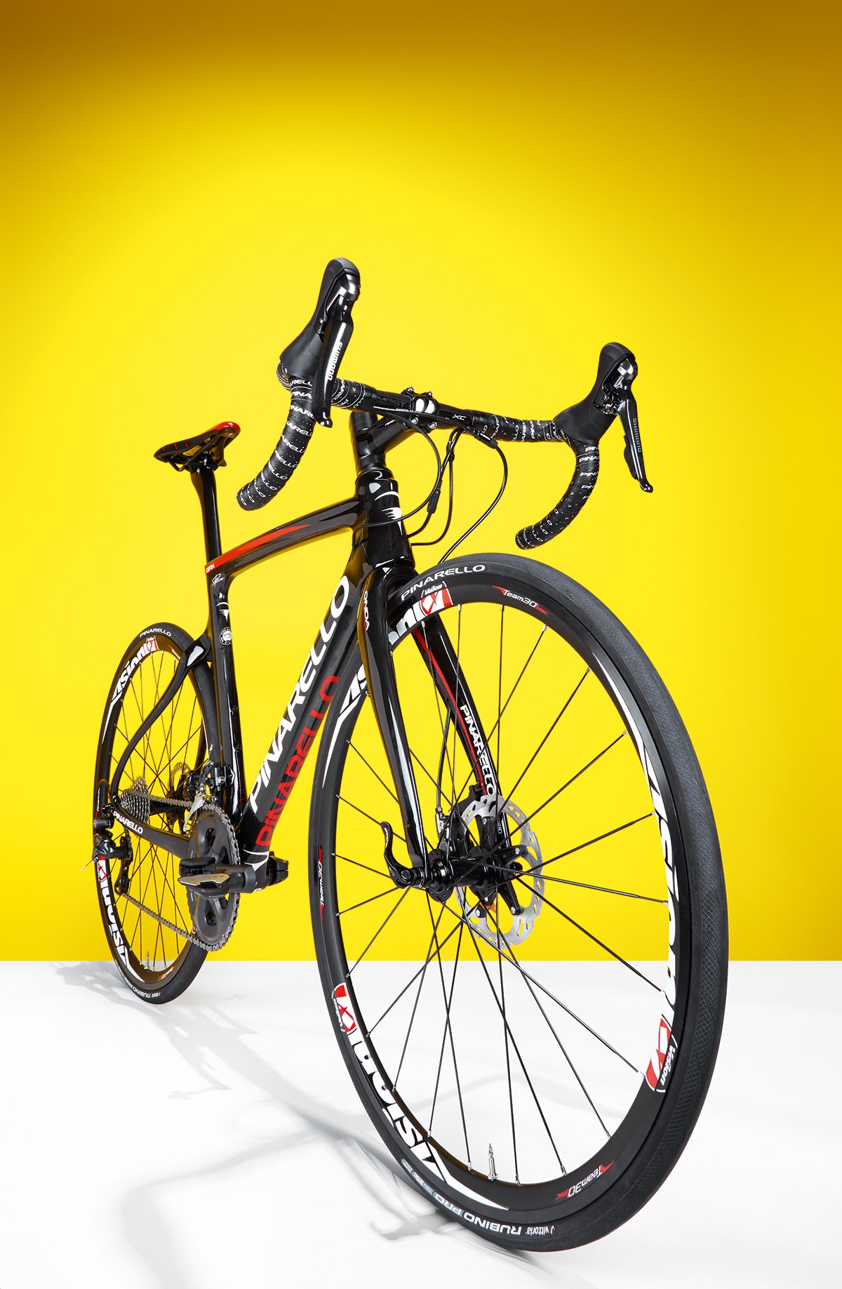 Pinarello Gan Disc the Dogma that you can really ride