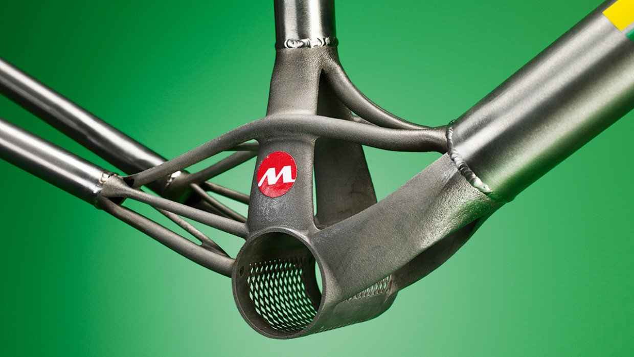 Mirada Pro and Reynolds 3D-printed frame | Cyclist
