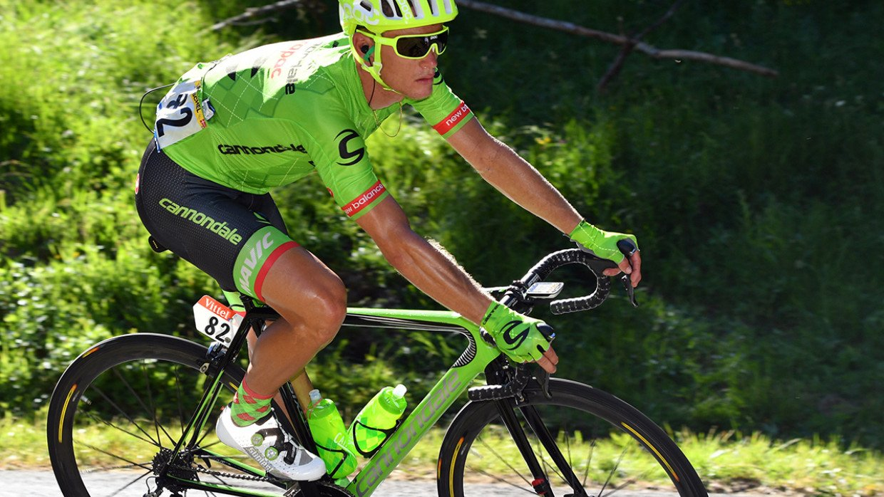 fab717036 POC become kit supplier to Cannondale-Drapac Pro Cycling team