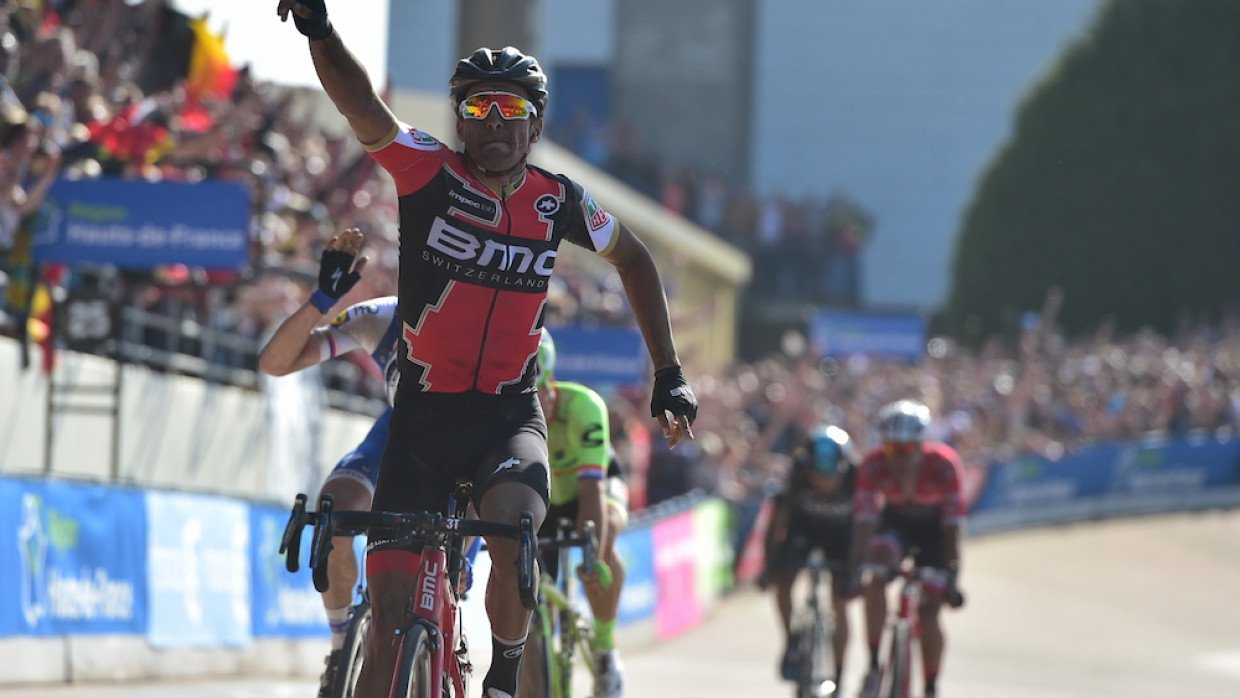 Greg Van Avermaet takes 2017 Paris-Roubaix in sprint  864c01223