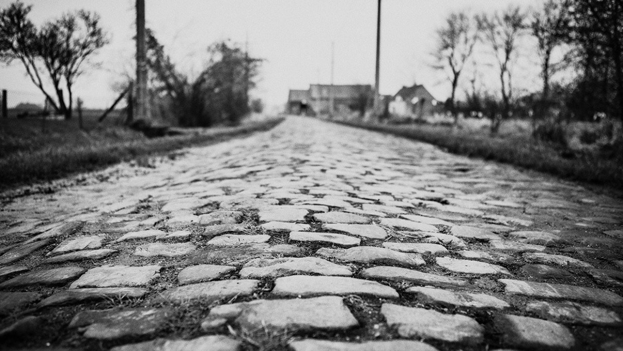 A day on the Paris-Roubaix cobbles  ddd8455b8