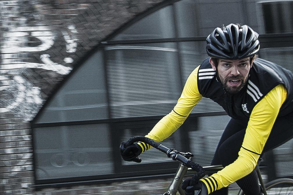 Adidas unveils winter cycling range  907520de3