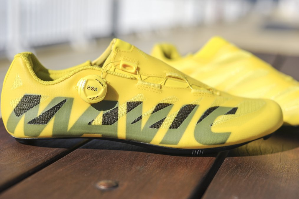 9e9bb21b634 First look review: Mavic Cosmic Ultimate SL shoes | Cyclist