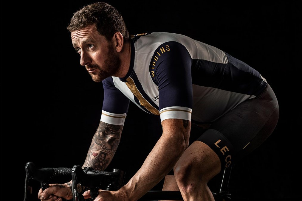 People are scared to look different   Wiggins chats to Cyclist as he  launches  Le Col by Wiggins  kit range 27e828698