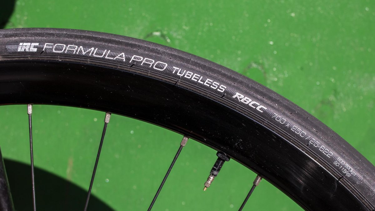 IRC Formula Pro Tubeless RBCC review | Cyclist