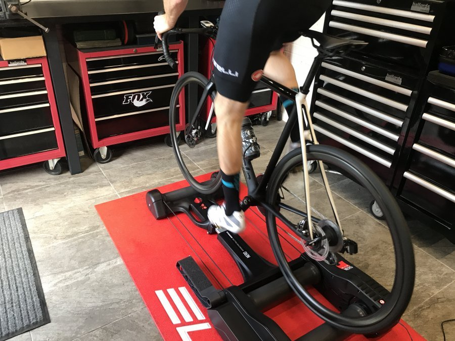 Elite Nero Smart Rollers review | Cyclist