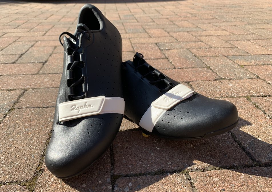 Rapha Classic cycling shoes review
