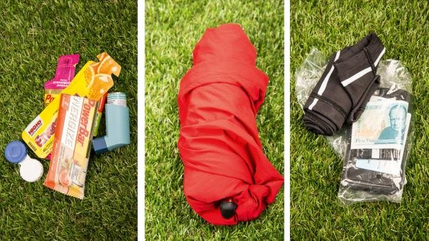 How to pack your cycling jersey pockets and saddle bag like a pro ... 9fd35b872