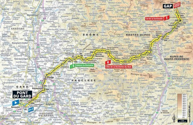 Tour de France 2019: Route map, stages, live TV coverage and